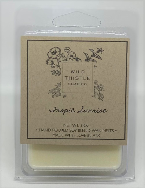 Tropic Sunrise Wax Melts