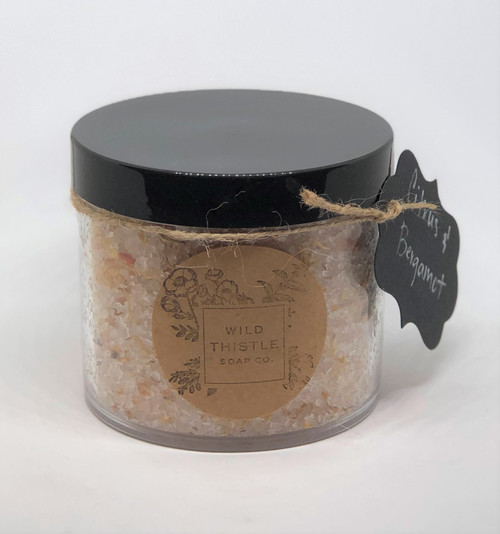 Citrus & Bergamot Bath Soak