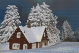 Gingerbread House Cross Stitch Chart - John Mejia