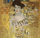 Portrait of Adele Bloch-Bauer I Cross Stitch Pattern - Detail - Gustav Klimt
