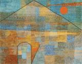 Ad Parnassum Cross Stitch Pattern - Paul Klee