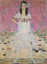 Mäda Primavesi Cross Stitch Chart - Gustave Klimt
