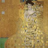 Portrait of Adele Bloch-Bauer I Cross Stitch Pattern - Gustav Klimt