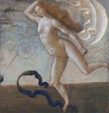 Fortune Cross Stitch Pattern - Sandro Botticelli