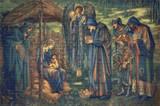 The Star of Bethlehem Cross Stitch Pattern - Edward Burne-Jones