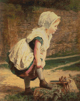 Wait for Me! Cross Stitch Pattern - Sophie Anderson