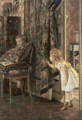 Hide and Seek Cross Stitch Pattern - Jan C. Verhas