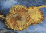 Sunflowers Cross Stitch Pattern - Vincent van Gogh