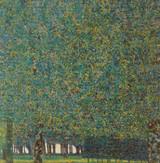 The Park Cross Stitch Pattern - Gustave Klimt