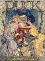 Puck Magazine - Christmas 1902 - Cross Stitch Pattern