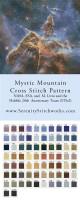 Mystic Mountain Cross Stitch Pattern