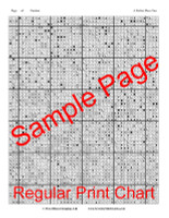 A Perfect Place Too Cross Stitch Chart - John Mejia
