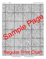 Looking Very Undancy Indeed Cross Stitch Pattern - Arthur Rackham