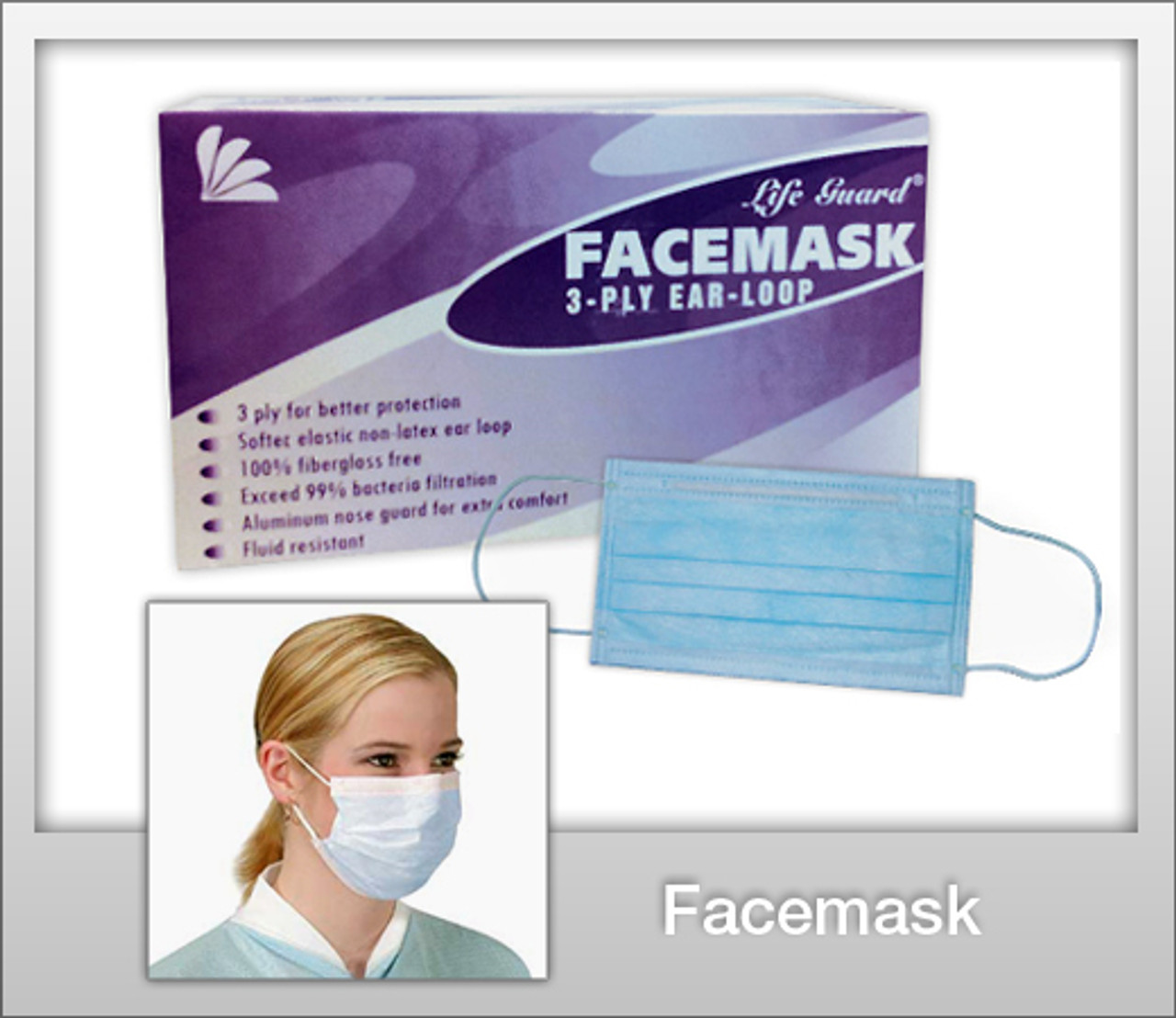 box Placing Before Face Of Life Mask Guard Us Email 50 please