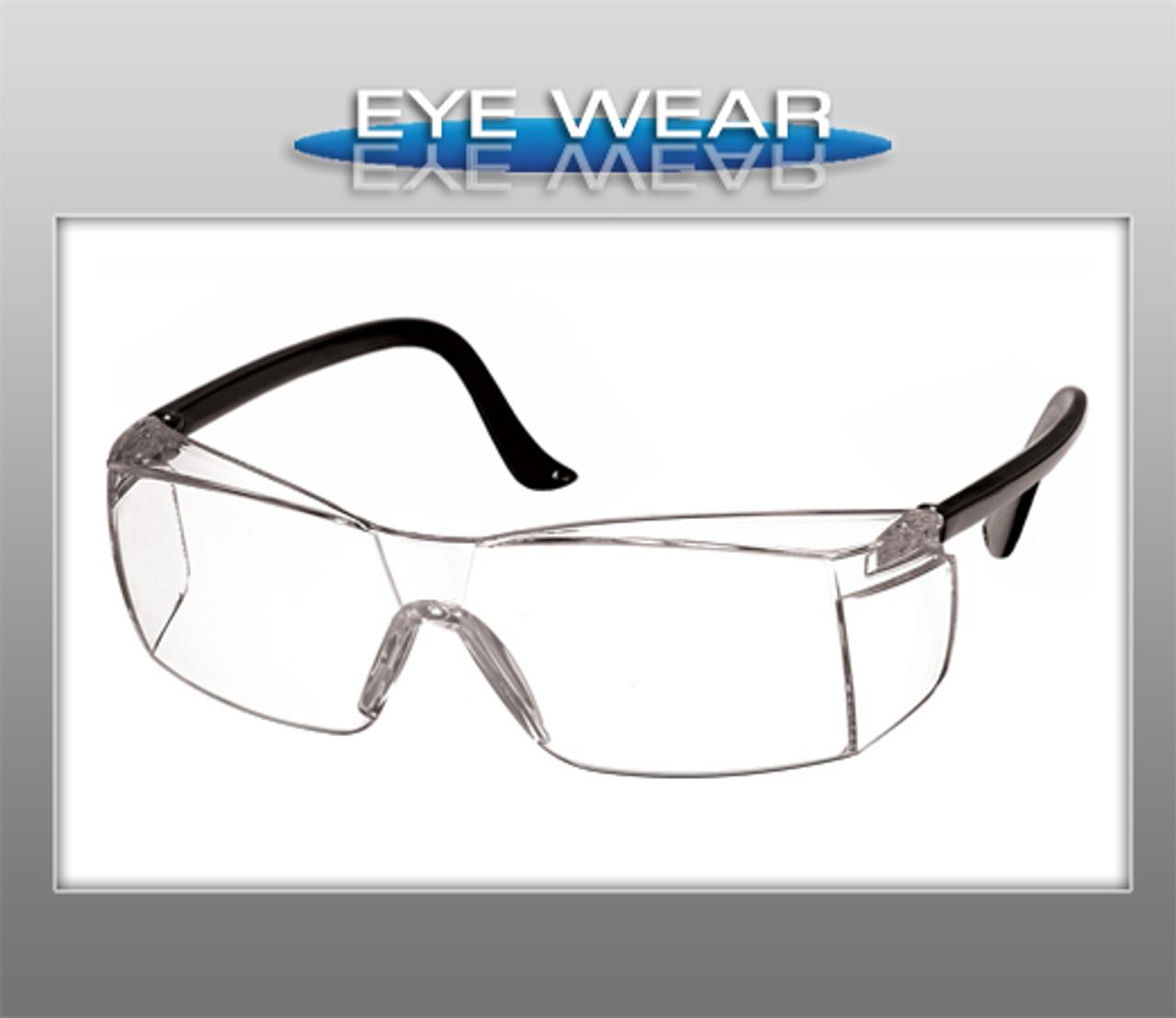 Black Prestige Medical 5300-BLK Colored Temple Eyewear