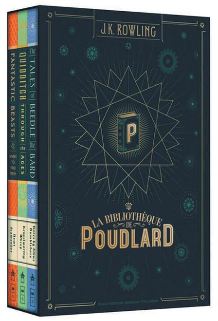 La Bibliotheque De Poudlard