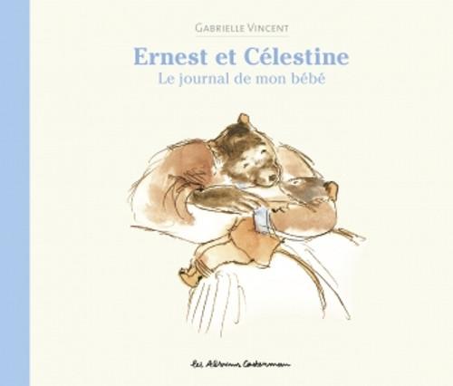 Le Journal De Mon Bebe Ernest & Célestine