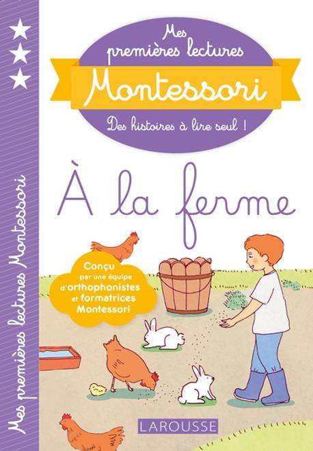 Montessori - A la ferme