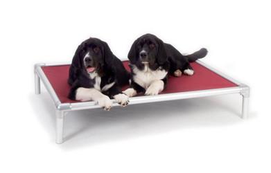 All Aluminum Dog Bed