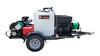 58 Series Trailer Jetter 1040 - 38 HP EFI, 10 GPM, 4000 PSI 220 Gallon