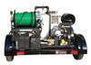 55 Series Trailer Jetter 1030 - 26.5 HP EFI, 10 GPM, 3000 PSI