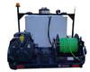 51T Series Trailer Jetter 1040 Hot Jetter - 38 HP EFI, 10 GPM, 4000 PSI, 300 Gallon