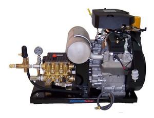 Skid Kit 1140 - 37 HP, 11 GPM, 4000 PSI