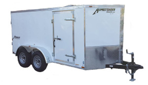 61CT Series Tandem Axle Trailer Jetter 1740 - 65 HP, 17 GPM, 4000 PSI, 330 Gallon