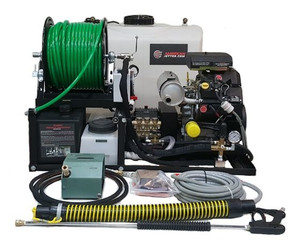 Truck Kit 740 - 27 HP, 7 GPM, 4000 PSI