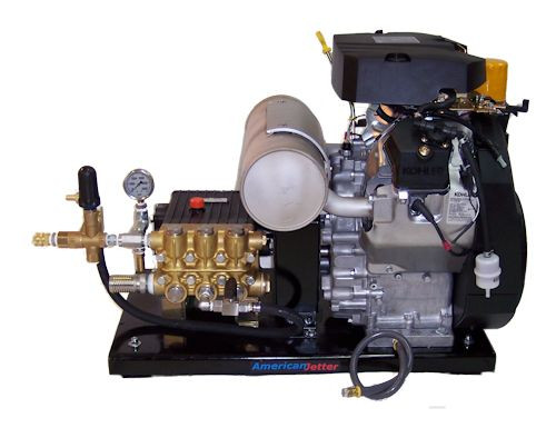 Skid Kit 1140 - 37 HP, 11 GPM, 4000 PSI