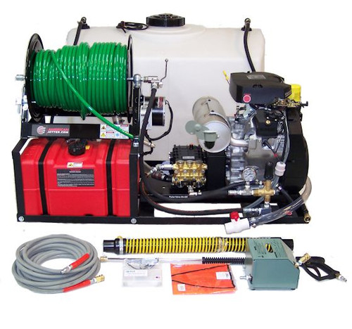 Truck Kit 1040 - 38 HP EFI, 10 GPM, 4000 PSI