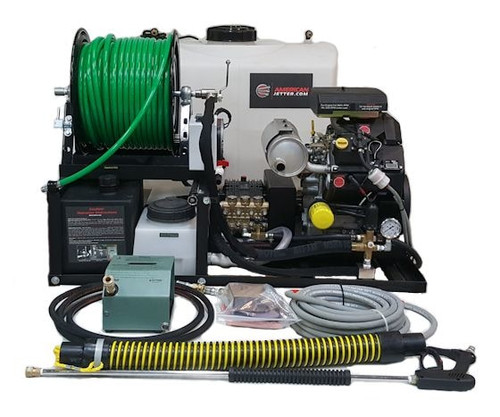 Truck Kit 1030 - 27 HP, 10 GPM, 3000 PSI