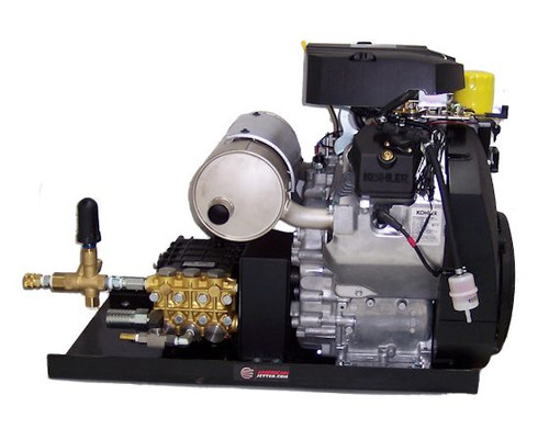 Skid Kit 1040 - 38 HP EFI, 10 GPM, 4000 PSI