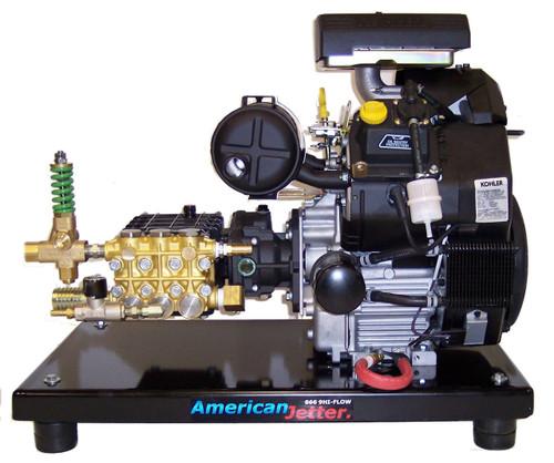 Skid Kit 740 - 27 HP, 7 GPM, 4000 PSI