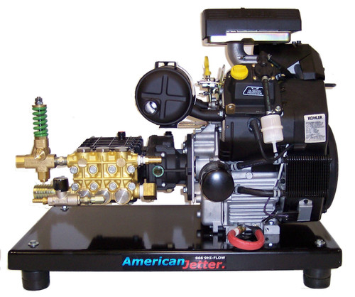 Skid Kit 840 - 26.5 HP EFI, 8 GPM, 4000 PSI