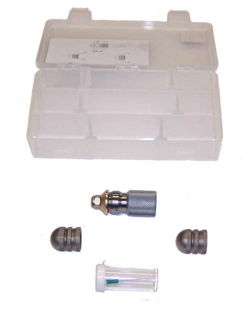 """Aquamole 3/8"""" Basic Sewer Nozzle Kit"""