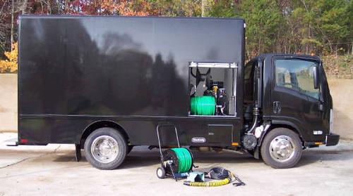 Plumbing / Jetter Custom Combo Truck
