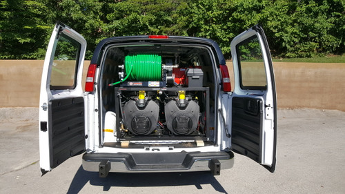 Van Kit 1740 - 65 HP, 17 GPM, 4000 PSI