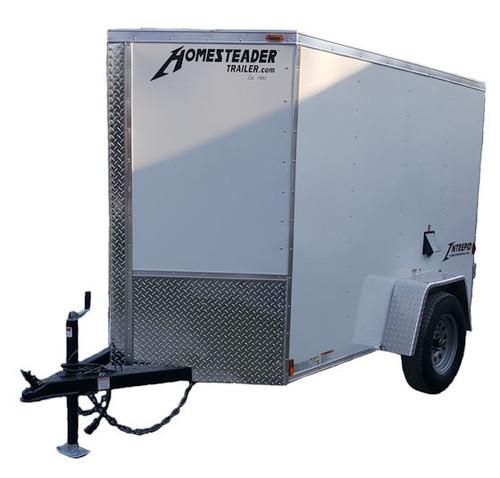 58C Cargo Trailer Jetter 1640 53 HP EFI, 16 GPM, 4000 PSI, 200 Gallon