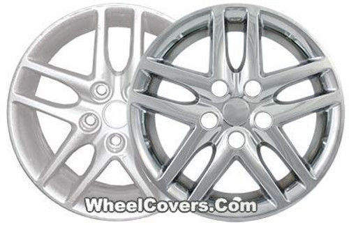 ford wheel fusion covers chrome hubcaps skins wheelcoverscom