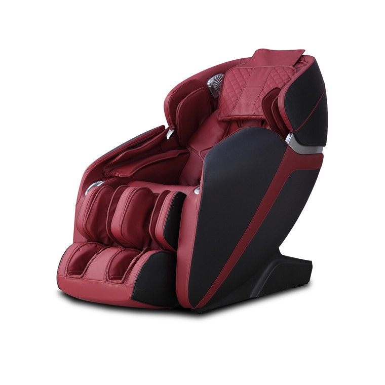 [2021 NEW] Spot target massage Voice Recognition Kahuna Massage Chair LM-7000 Red