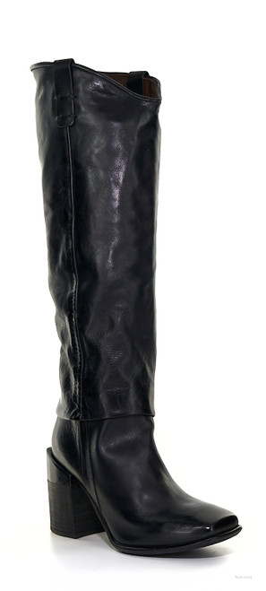 A.S.98 ALAN TORNADO LEATHER BOOTS