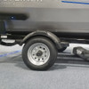 "12X4 5-Lug on 4.5"" Silver Heavy Duty Mod Trailer Wheel"