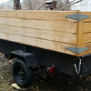 5.30X12 Load Range D Bias Ply Trailer Tire - Kenda Loadstar