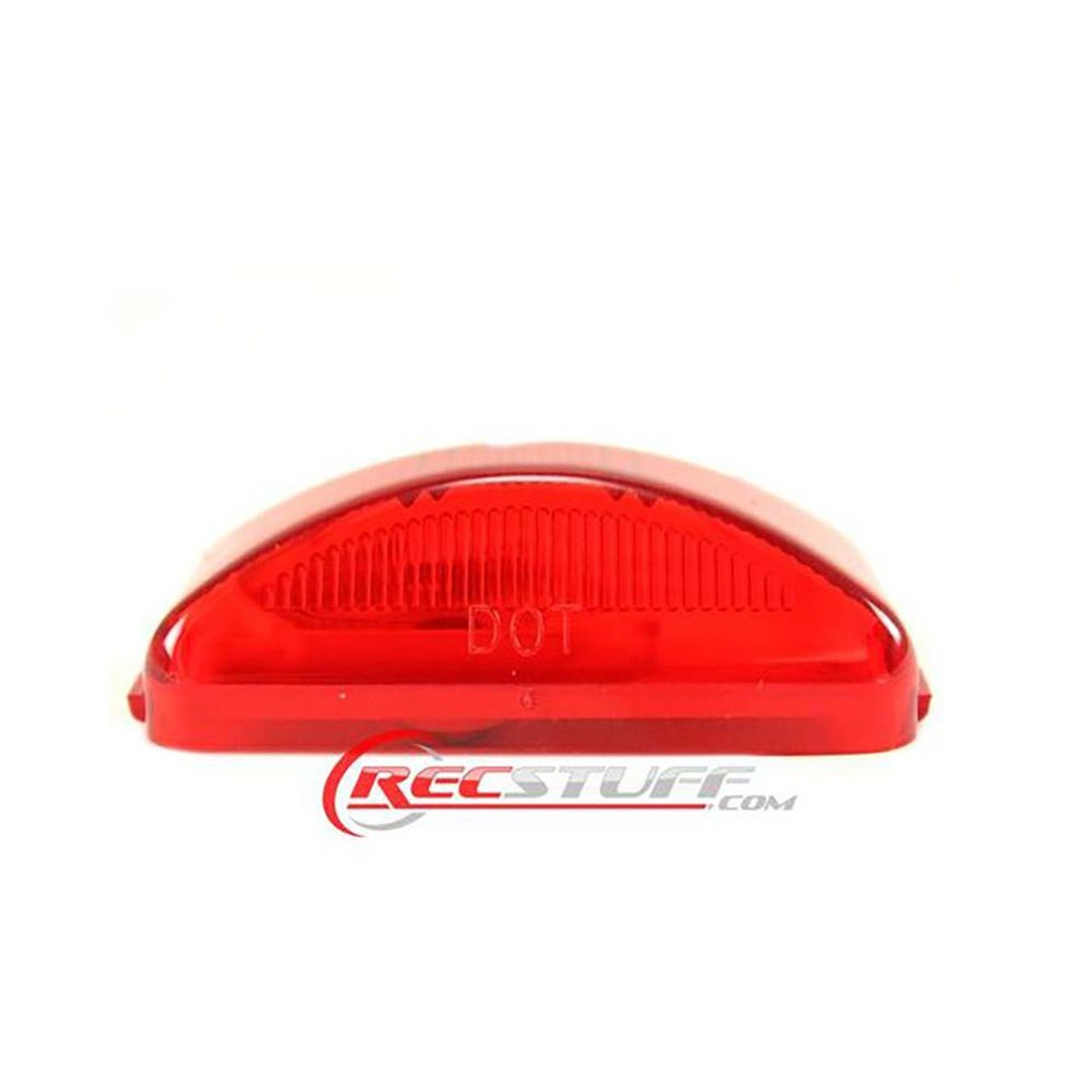 Red Clearance Light - Snap Lock