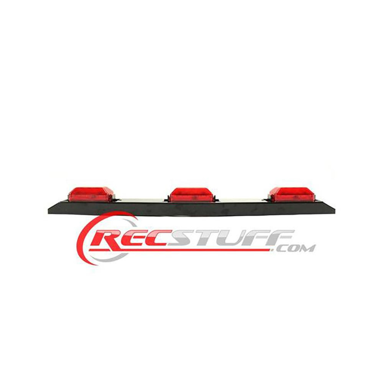 Plastic Red LED I.D Light Bar - Trailer Tail Light