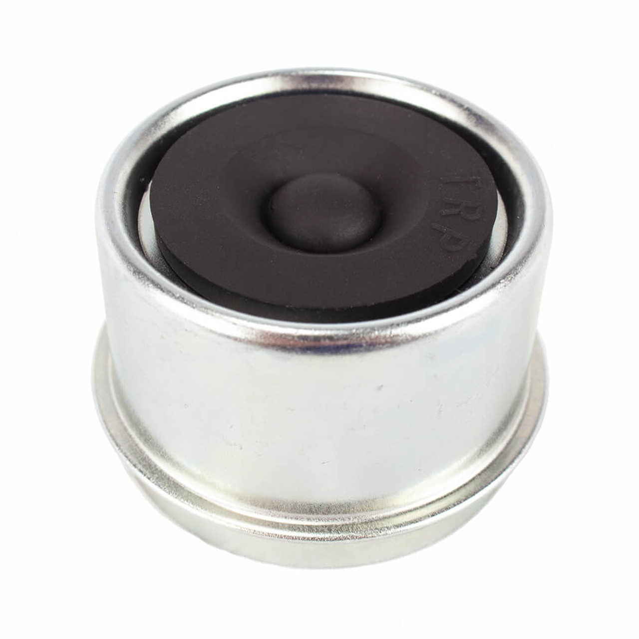 "1.98"" EZ Lube Trailer Hub Dust Cap - W/ Grease Cover"