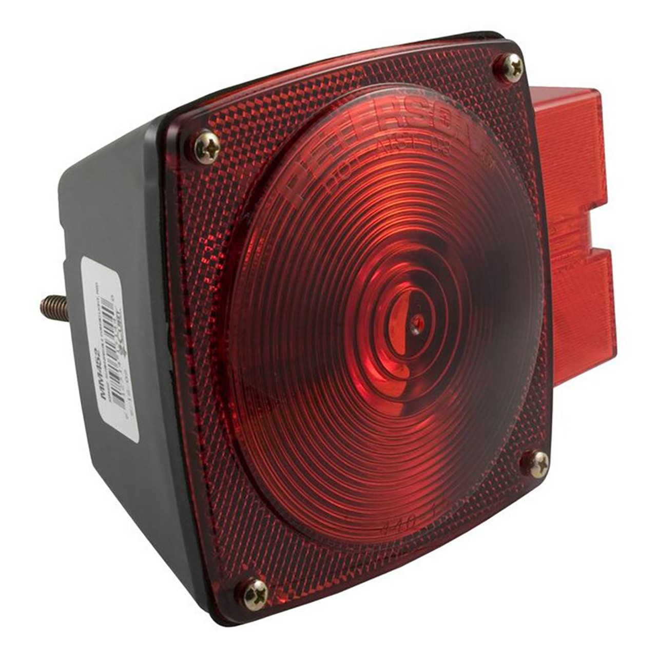 Submersible Combination Light- Red- Right Side- w/o License Plate Illuminator