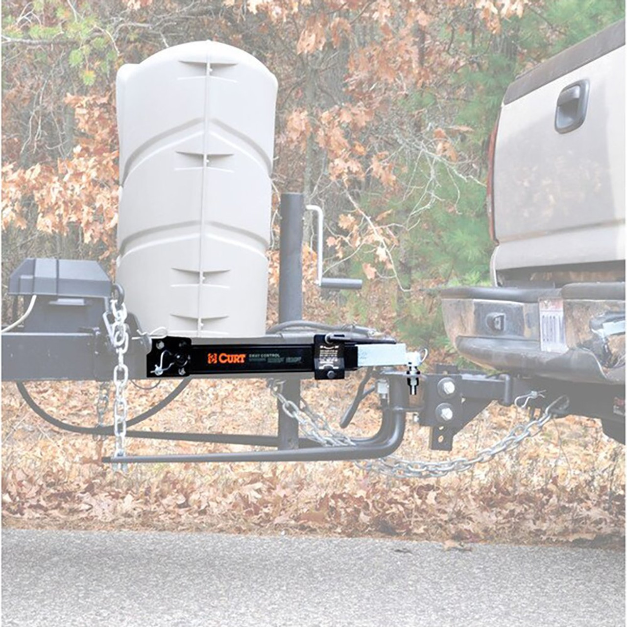 Sway Control Kit- Reduces the Lateral Movements of the Trailer Caused By Wind