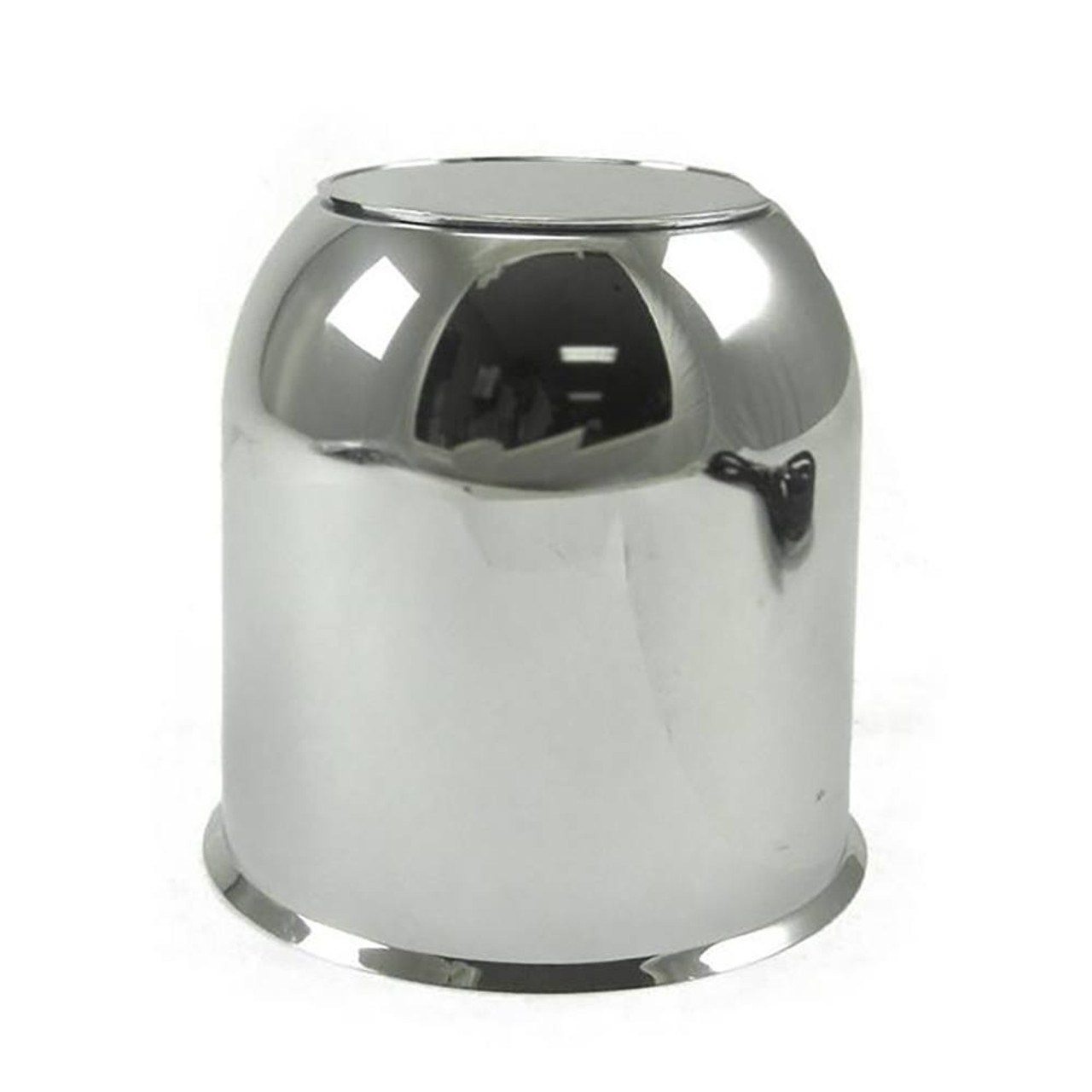 "4.25"" Plastic Chrome Center Cap with Chrome plug CCS045"